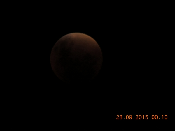 SUPER ECLIPS DA LUA