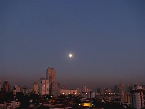 Smog fotoquímico em São Paulo - Face Oeste - Poluição e Baixa umidade do ar