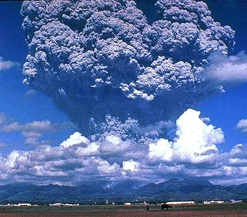 Vulcão Pinatubo