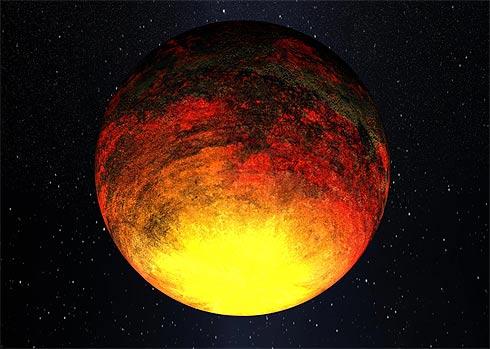 exoplaneta Kepler-10b