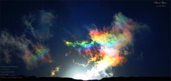 Arco Iris de Fogo