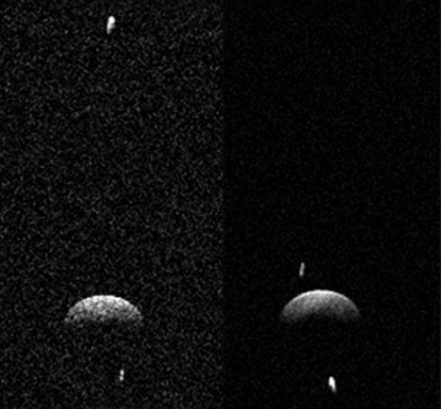 Asteroide 2001 sn263