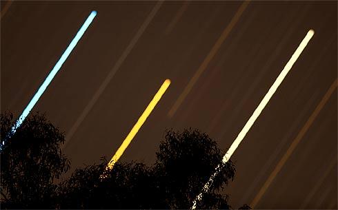 Conjunção Saturno, Marte, Spica