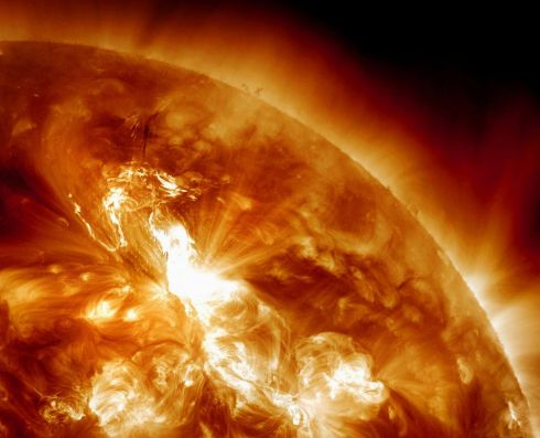 Explosao Solar