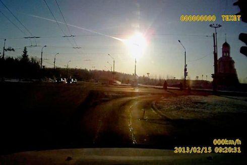 Meteoro russo