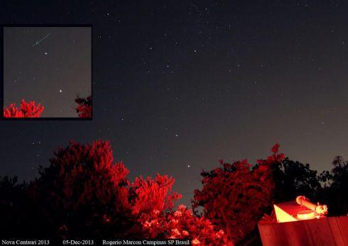 Nova Centauri - foto Rogério Marcon