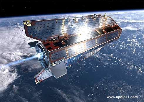 Satélite de 1 TONELADA deve cair na Terra nos próximos dias