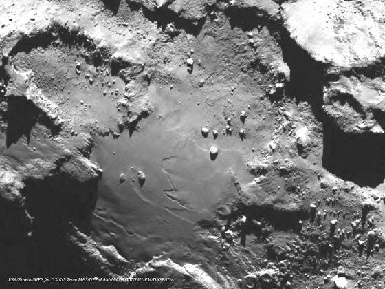 Cometa 67/P Close-up