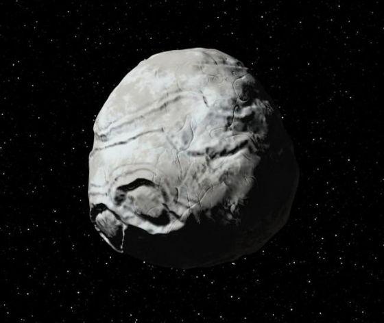 Asteroide 3753 Cruithne