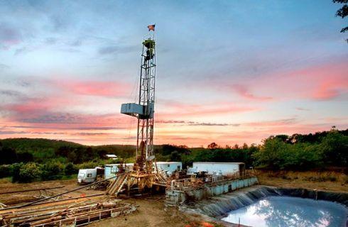 Extração de Petroleo