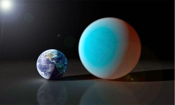 Planeta extra solar 55 cancri e