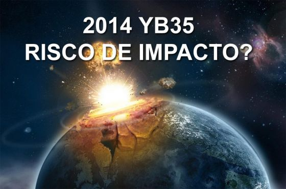 Asteroide 2014 YB35