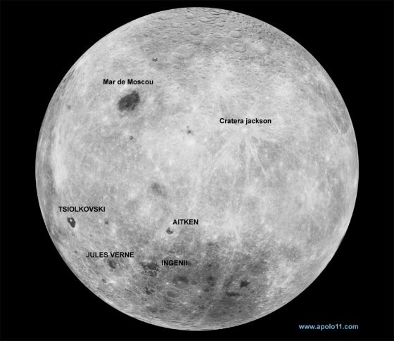 Lado oculto da Lua