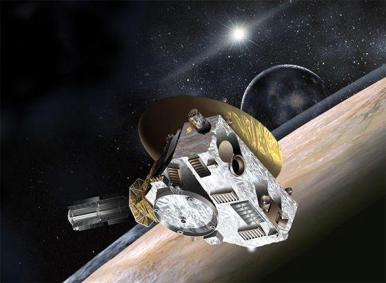 Sonda New Horizons perto do Kuiper Belt