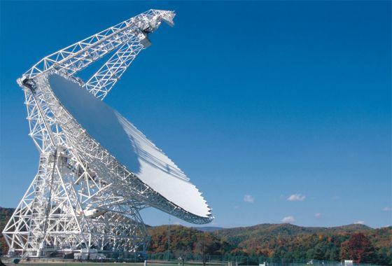 Radiotelescopio Green Bank