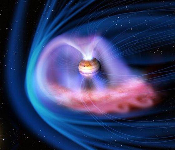 Aurora em Jupiter