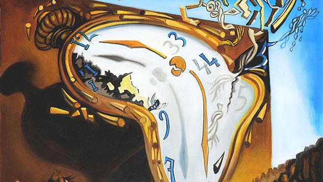 Persitancia da Memoria, de Salvador Dali