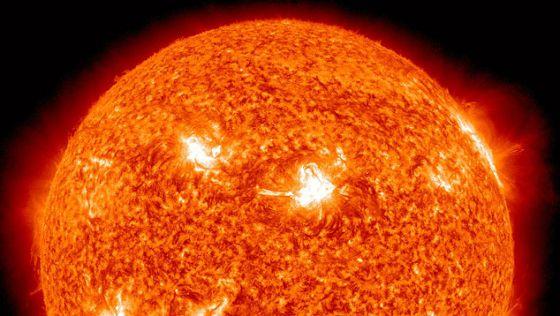 Tempestade Solar