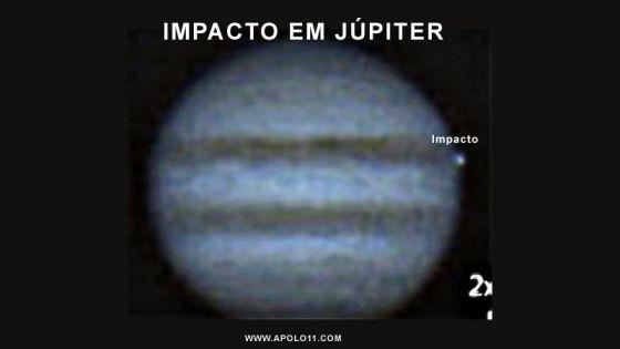 Impacto em Jupiter