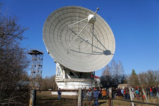 radiotelescopio RT22