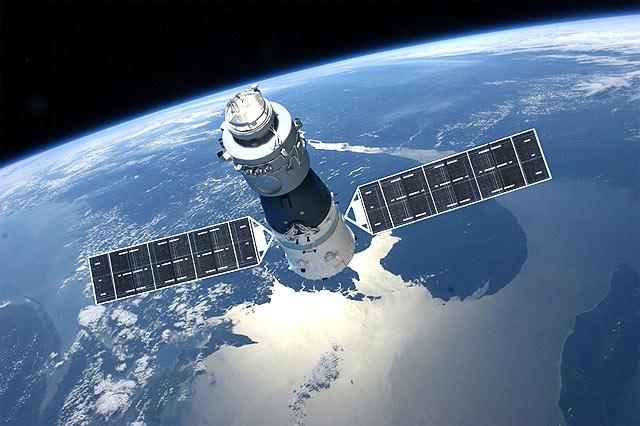 Estacao espacial chinesa Tiangong-1