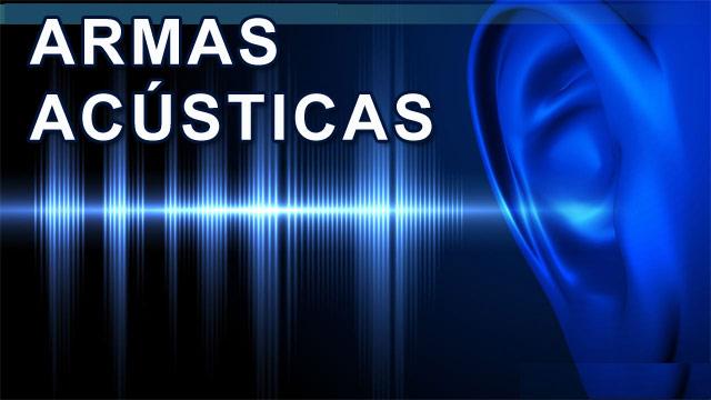 Armas acusticas