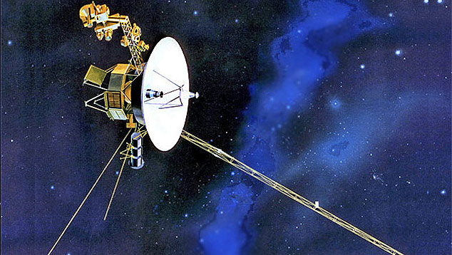 Voyager 1 Voyager 2