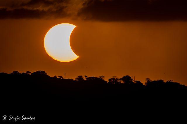 Eclipse no Brasil - Agosto de 2017