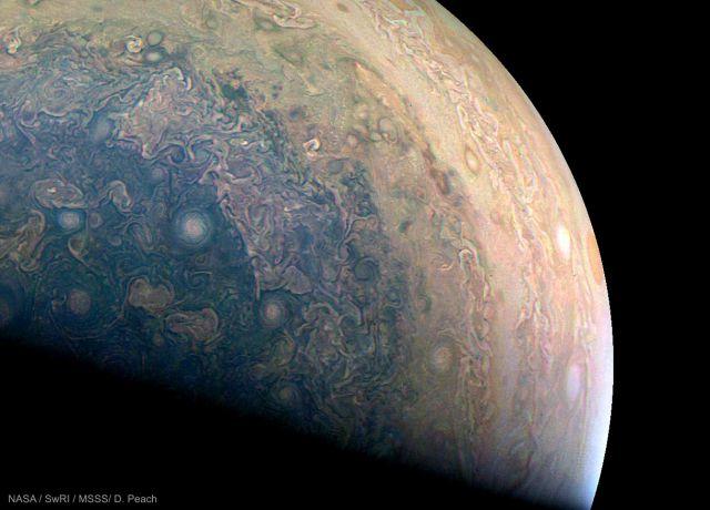 Atmosfera de Jupiter