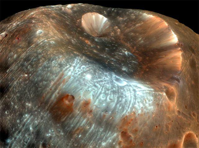 Satelite marciano Phobos