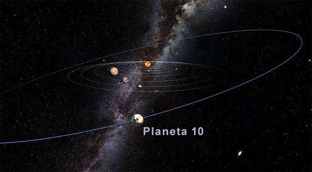 Orbita do Planeta 10