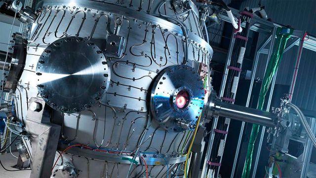 Reator de Fusao Nuclear ST40
