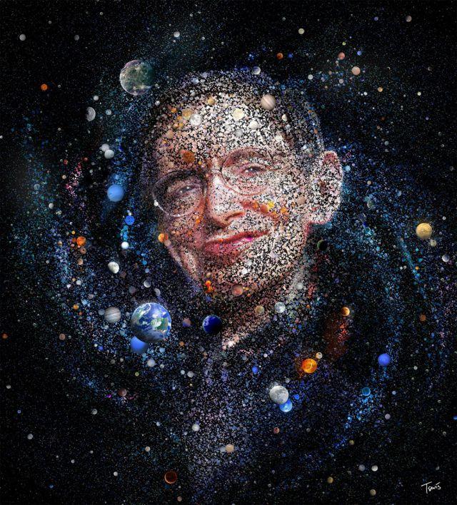 Morre Stephen Hawking, um dos maiores genios da ciencia