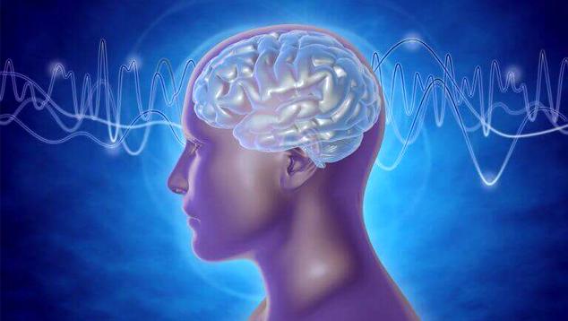 Ondas geradas pelo cerebro humano
