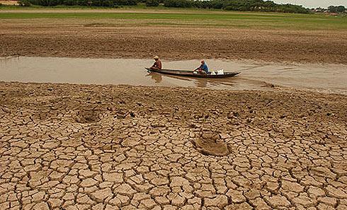 seca na amazônia