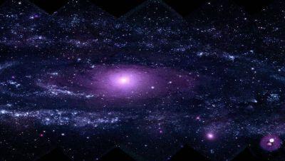 Andrómeda em rota de colisão com a nossa galáxia! Galaxia_andromeda_ultravioleta_out_2009_big