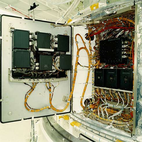 Hubble Science Instrument Command and Data Handling