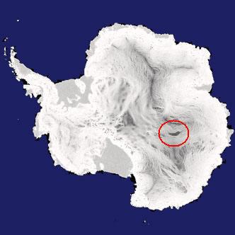 Rios da antártida
