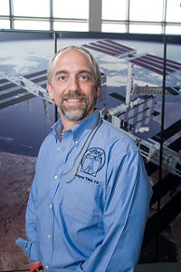 Turista espacial Richard Garriott