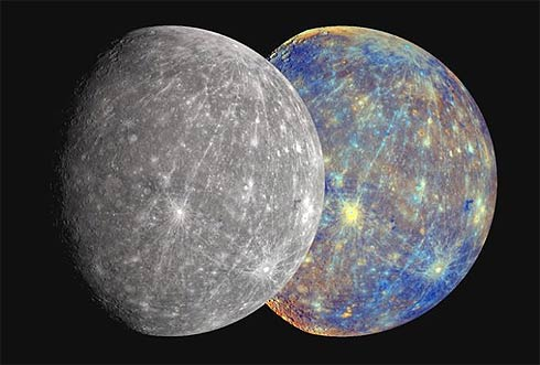 mercury pictures by hubble - photo #29